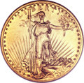 Proof Saint-Gaudens Double Eagles, 1910 $20 PR64 NGC....