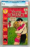 Bronze Age (1970-1979):Romance, Young Romance #178 Savannah pedigree (DC, 1972) CGC NM+ 9.6Off-white pages....