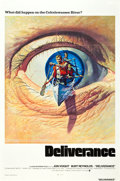 "Movie Posters:Action, Deliverance (Warner Brothers, 1972). International One Sheet (27"" X 41"").. ..."