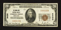 National Bank Notes:Pennsylvania, Cambridge Springs, PA - $20 1929 Ty. 1 The Springs-First NB Ch. #9430. ...