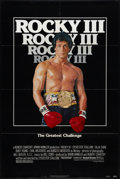 """Movie Posters:Sports, Rocky III Lot (MGM/UA, 1982). One Sheets (2) (27"""" X 41"""") Advance & Regular and Lobby Card Set of 8 (11"""" X 14""""). Sports.. ... (Total: 10 Items)"""