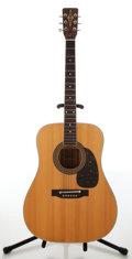 Musical Instruments:Acoustic Guitars, 1978 Alvarez SLM Model 5034 Natural Acoustic Guitar, #701....