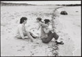 Photographs:20th Century, MARK SHAW (American, 1922-1969). Jackie, John, and Caroline,1961. Vintage gelatin silver. Paper: 11 x 14 inches (27.9 x...