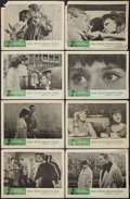 """Movie Posters:Drama, Girl With Green Eyes (Lopert, 1965). Lobby Card Set of 8 (11"""" X 14""""). Drama.. ... (Total: 8 Items)"""