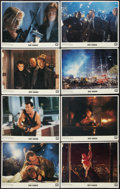 "Movie Posters:Action, Die Hard (20th Century Fox, 1988). Lobby Card Set of 8 (11"" X 14""). Action.. ... (Total: 8 Items)"