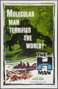 "Movie Posters:Science Fiction, The H-Man (Columbia, 1959). One Sheet (27"" X 41""). ScienceFiction.. ..."