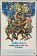 "Movie Posters:War, Kelly's Heroes (MGM, 1970). One Sheet (27"" X 41""). Style A. War....."