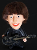 "Movie Posters:Rock and Roll, George Harrison Beatles Remco Doll (Remco, 1964). Doll (2"" X 5"").Rock and Roll.. ..."