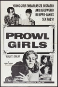 "Movie Posters:Sexploitation, Prowl Girls Lot (Chancellor Films, Inc., 1968). One Sheets (2) (27""X 41""). Sexploitation.. ... (Total: 2 Items)"