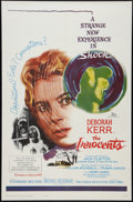 """Movie Posters:Horror, The Innocents (20th Century Fox, 1962). One Sheet (27"""" X 41""""). Horror.. ..."""