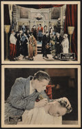 "Movie Posters:Mystery, It is the Law (Fox, 1924). Lobby Cards (2) (11"" X 14""). Mystery.. ... (Total: 2 Items)"