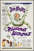 "Movie Posters:Comedy, The Reluctant Astronaut (Universal, 1967). One Sheet (27"" X 41"").Comedy.. ..."