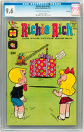 Bronze Age (1970-1979):Humor, Richie Rich #101 File Copy (Harvey, 1971) CGC NM+ 9.6 Off-white towhite pages....