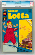 Silver Age (1956-1969):Humor, Little Lotta #33 File Copy (Harvey, 1961) CGC NM+ 9.6 Off-white pages....