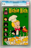 Bronze Age (1970-1979):Humor, Richie Rich #115 File Copy (Harvey, 1972) CGC NM+ 9.6 Off-white towhite pages....