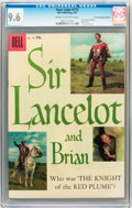 Silver Age (1956-1969):Adventure, Four Color #775 Sir Lancelot and Brian - Canadian Edition/Circle 8 pedigree (Dell, 1957) CGC NM+ 9.6 Cream to off-white pages....