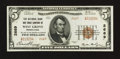 National Bank Notes:Pennsylvania, West Grove, PA - $5 1929 Ty. 2 The NB & TC Ch. # 2669. ...