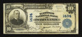 National Bank Notes:Maryland, Easton, MD - $10 1902 Plain Back Fr. 624 The Easton NB of MarylandCh. # 1434. ...