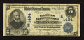 National Bank Notes:Maryland, Easton, MD - $5 1902 Date Back Fr. 590 The Easton NB of MarylandCh. # (E)1434. ...