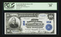 National Bank Notes:Pennsylvania, Pittsburgh, PA - $10 1902 Plain Back Fr. 632 The First NB Ch. # 252. ...