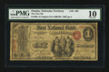 National Bank Notes:Nebraska, Omaha, NT - $1 Original Fr. 380 The First NB Ch. # 209. ...