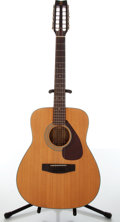 Musical Instruments:Acoustic Guitars, Yamaha FG260 12-String Acoustic Guitar, #A0613140....