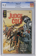 Bronze Age (1970-1979):Western, Judge Colt #2 and 3 CGC File Copy Group (Gold Key, 1970).... (Total: 2)