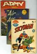 Golden Age (1938-1955):Miscellaneous, Miscellaneous Golden Age Group (Various Publishers, 1941-46) Condition: Average GD.... (Total: 19)