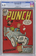"""Golden Age (1938-1955):Humor, Punch Comics #22 Davis Crippen (""""D"""" Copy) pedigree (Chesler, 1947) CGC FN 6.0 Cream to off-white pages...."""