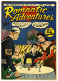 Golden Age (1938-1955):Romance, Romantic Adventures #3 Mile High pedigree (ACG, 1949) Condition:VF+. Note that this copy has a significant overhang. Overst...