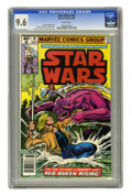Modern Age (1980-Present):Science Fiction, Star Wars #36 (Marvel, 1980) CGC NM+ 9.6 White pages. ...