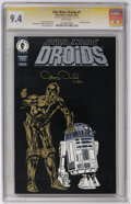 Modern Age (1980-Present):Science Fiction, Star Wars Tales and Star Wars: Droids CGC Signature Series Group(Dark Horse, 1994-2001) CGC NM 9.4 White pages.... (Total: 2)