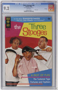 Silver Age (1956-1969):Humor, Three Stooges #45-47 CGC File Copy Group (Gold Key, 1969-70).... (Total: 3)