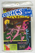 Bronze Age (1970-1979):Miscellaneous, Whitman Humor 3-Pack (Whitman, 1972) Condition: Average VF/NM. RareWhitman three-issue pre-pack includes one issue each of ... (3Comic Books)