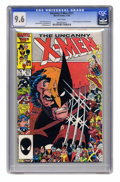 Modern Age (1980-Present):Superhero, X-Men #211 (Marvel, 1986) CGC NM+ 9.6 White pages. First full appearance of the Marauders. John Romita Jr., Bret Blevins, an...