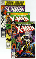 Modern Age (1980-Present):Superhero, X-Men Group (Marvel, 1979-81) Condition: Average VF/NM. ... (Total:8)