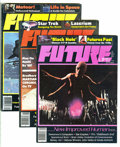 Magazines:Science-Fiction, Future #13-31 Group (Future Magazines, 1979-81) Condition: AverageFN.... (Total: 19)