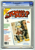 Magazines:Humor, Howard the Duck #1 (Marvel, 1979) CGC NM- 9.2 White pages. ...