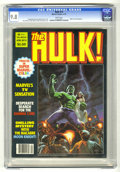 Magazines:Superhero, Hulk #14 (Marvel, 1979) CGC NM/MT 9.8 White pages. Bob Larkincover. Mike Zeck, Ron Wilson, Rudy Nebres, and Bill Sienkiewic...