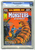 Magazines:Science-Fiction, Monsters of the Movies Annual #1 (Marvel, 1975) CGC NM+ 9.6 Whitepages. ...