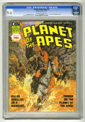 Magazines:Science-Fiction, Planet of the Apes #14 (Marvel, 1975) CGC NM+ 9.6 Off-white towhite pages. ...