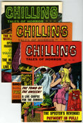 Magazines:Horror, Stanley Horror Group (Stanley Publications, 1969-71) Condition: Average VF. ... (Total: 7)