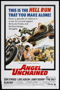 "Movie Posters:Action, Angel Unchained (American International, 1970). One Sheet (27"" X41""). Biker Movie. Starring Don Stroud, Luke Askew, Tyne Da..."