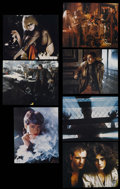 "Movie Posters:Science Fiction, Blade Runner (Warner Brothers, 1982). Mini Lobby Cards (7) (8"" X10""). Sci-Fi Film Noir. Starring Harrison Ford, Rutger Haue...(Total: 7 Items)"