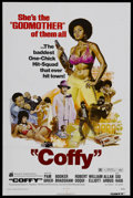 "Movie Posters:Blaxploitation, Coffy (American International Pictures, 1973). One Sheet (27"" X41""). Blaxploitation. Starring Pam Grier, Booker Bradshaw, R..."