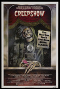 """Movie Posters:Horror, Creepshow (Warner Brothers, 1982). One Sheet (27"""" X 41""""). Horror.Starring Hal Holbrook, Adrienne Barbeau, Fritz Weaver, Les..."""