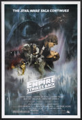 "Movie Posters:Science Fiction, The Empire Strikes Back (20th Century Fox, 1980). One Sheet (27"" X41"") Style A. Sci-Fi Action. Starring Mark Hamill, Harris..."
