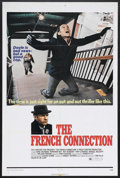 """Movie Posters:Crime, The French Connection (20th Century Fox, 1971). One Sheet (27"""" X41""""). Crime. Starring Gene Hackman, Fernando Rey, Roy Schei..."""