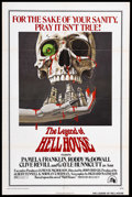 "Movie Posters:Horror, The Legend Of Hell House (Twentieth Century Fox, 1973). One Sheet (27"" X 41""). Sci-Fi/Horror. Starring Pamela Franklin, Rodd..."
