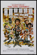 "Movie Posters:Crime, The Long Goodbye (United Artists, 1973). One Sheet (27"" X 41"")Style C. Mystery. Starring Elliott Gould, Nina Van Pallandt, ..."